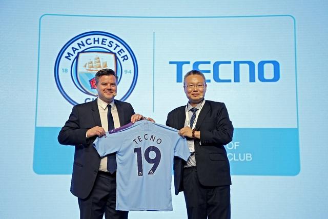 Sau Manchester City, hãng TECNO Mobile tiếp tục hợp tác cùng Chris Evans - Ảnh 1.