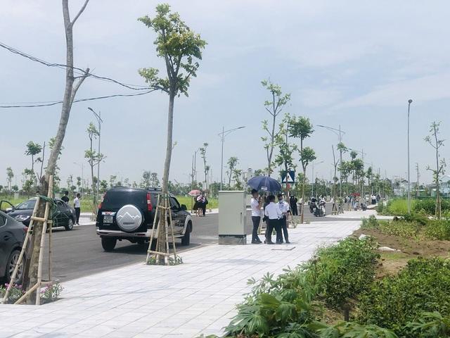 Dự án Tiền Hải Center City sắp mở bán đã thu hút đông đảo nhà đầu tư quan tâm - Ảnh 1.