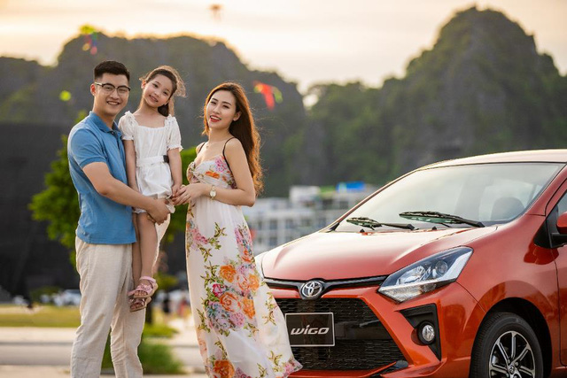 Mua Toyota Wigo ngay hôm nay nhận ngay gói quà tặng 20 triệu đồng - Ảnh 2.
