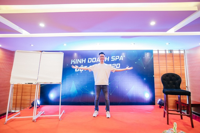Nguyễn Quang Khánh - CEO thương hiệu dược mỹ phẩm Việt - Ảnh 2.