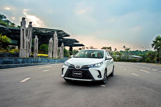 Toyota Vios hỗ trợ lệ phí trước bạ đến 30 triệu đồng - Ảnh 3.