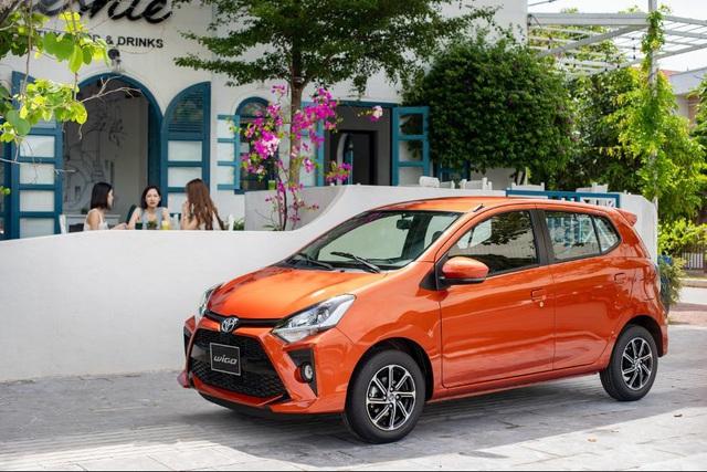 Mua Toyota Wigo ngay hôm nay nhận ngay gói quà tặng 20 triệu đồng - Ảnh 3.