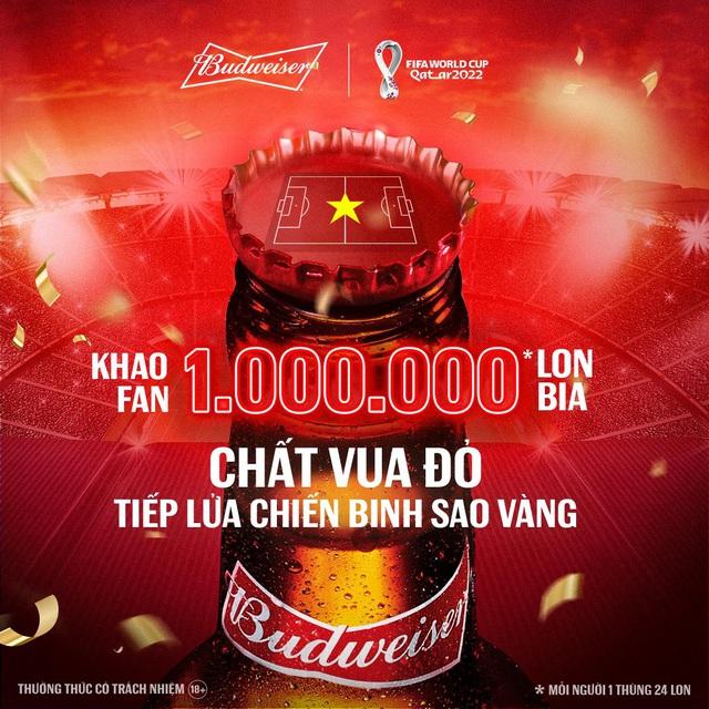 """Chiến binh vàng tạo nên lịch sử - Việt Nam đến gần hơn """"Giấc mơ World Cup"""" - Ảnh 3."""