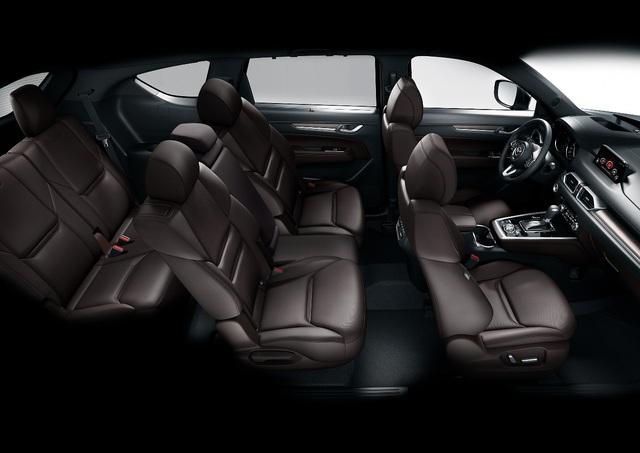 Mazda CX-8: Đa dạng phiên bản phù hợp với mọi nhu cầu - Ảnh 5.