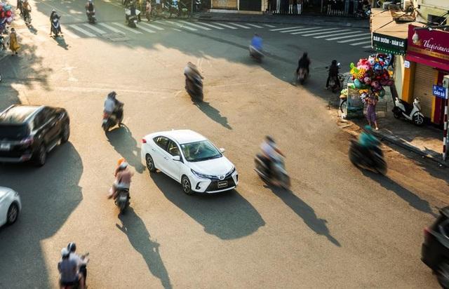Toyota Vios hỗ trợ lệ phí trước bạ đến 30 triệu đồng - Ảnh 4.