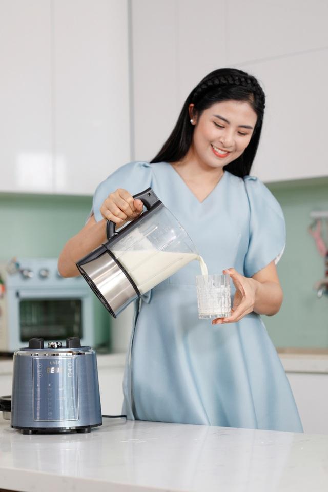 Hoa hậu Ngọc Hân được chọn làm Đại sứ thương hiệu Unie Việt Nam - Ảnh 4.