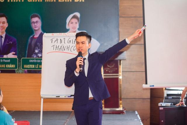Nguyễn Quang Khánh - CEO thương hiệu dược mỹ phẩm Việt - Ảnh 4.
