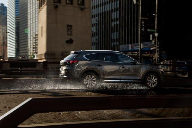 Mazda CX-8: Đa dạng phiên bản phù hợp với mọi nhu cầu - Ảnh 6.