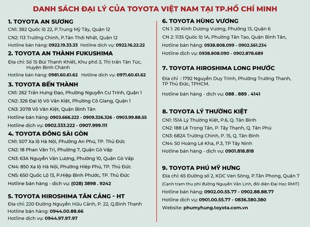 Toyota Vios hỗ trợ lệ phí trước bạ đến 30 triệu đồng - Ảnh 5.