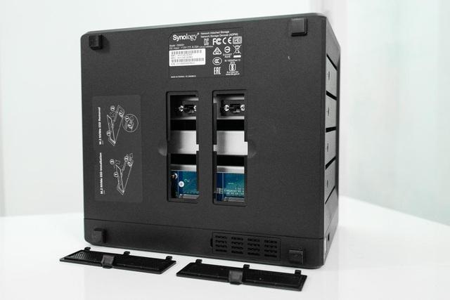 Mở hộp và trải nghiệm Synology DS920+: Hệ thống lưu trữ thông minh kết hợp nhiều tiện ích cho doanh nghiệp vừa và nhỏ - Ảnh 2.
