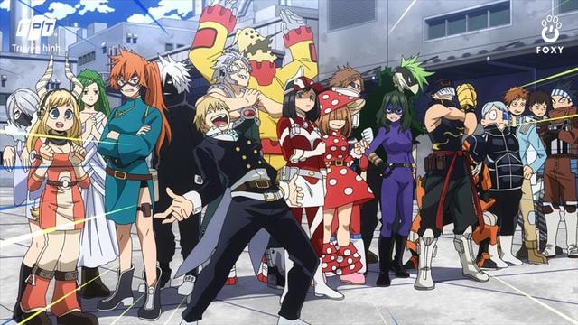 Điều gì giúp anime My Hero Academia giữ nhiệt bền bỉ suốt 5 phần phim? - Ảnh 1.