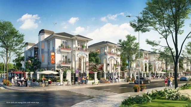 Tâm điểm đầu tư bất động sản - giải mã sức hút Shophouse Ruby Vinh Heritage - Ảnh 1.