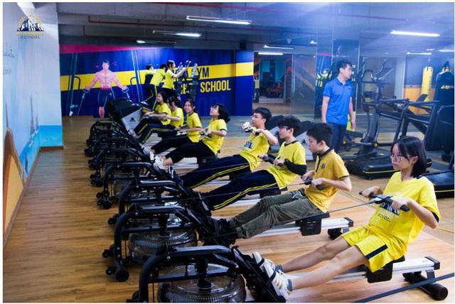 THPT Everest: lựa chọn mới cho học sinh lớp 10 Hà Nội - Ảnh 1.