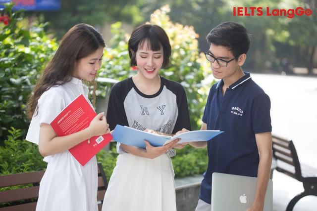 Cùng giảng viên Diệu Hoa LangGo học IELTS bằng phương pháp thay đổi tư duy - Ảnh 1.