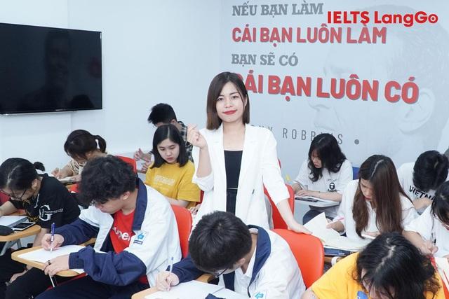 Cùng giảng viên Diệu Hoa LangGo học IELTS bằng phương pháp thay đổi tư duy - Ảnh 2.