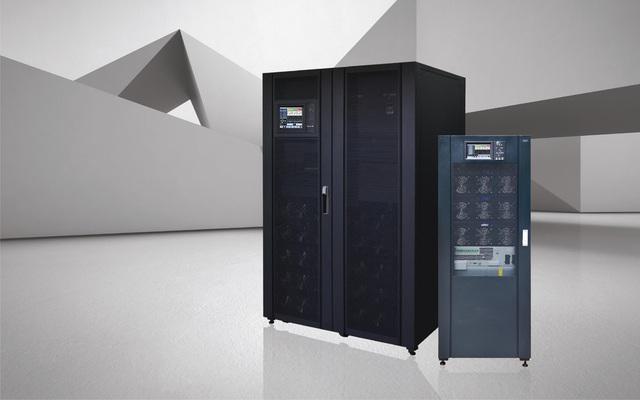 Bộ lưu điện HT33 Tower Online 60-500kVA thương hiệu INVT: Sẵn sàng nguồn điện, an toàn tuyệt đối - Ảnh 1.