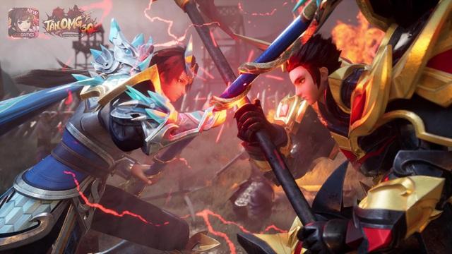 Cộng đồng game thủ tranh luận Triệu Vân và Lữ Bố, ai là người mạnh hơn trong Tam Quốc Diễn Nghĩa - Ảnh 2.