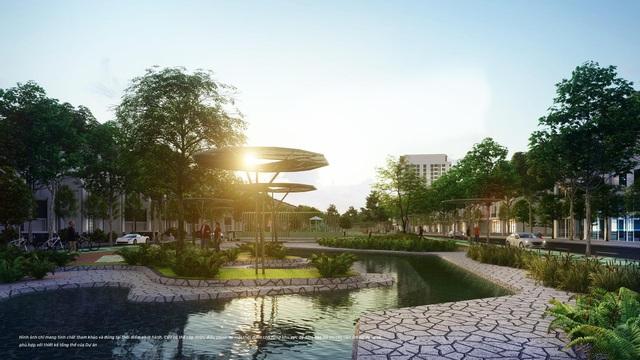 Tâm điểm đầu tư bất động sản - giải mã sức hút Shophouse Ruby Vinh Heritage - Ảnh 2.