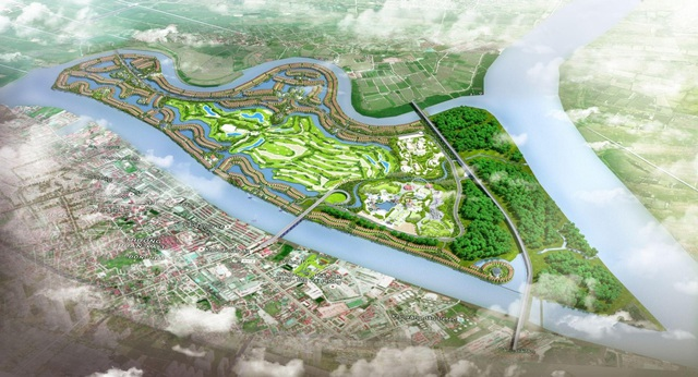 Thành Phố Thủy Nguyên, Hải Phòng xác định mục tiêu trở thành Trung tâm du lịch, giải trí hàng đầu miền Bắc - Ảnh 2.