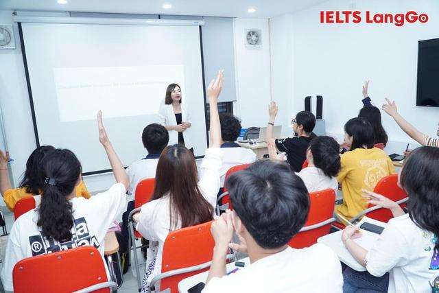 Cùng giảng viên Diệu Hoa LangGo học IELTS bằng phương pháp thay đổi tư duy - Ảnh 3.