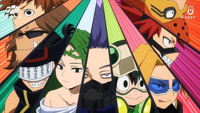 Điều gì giúp anime My Hero Academia giữ nhiệt bền bỉ suốt 5 phần phim? - Ảnh 5.