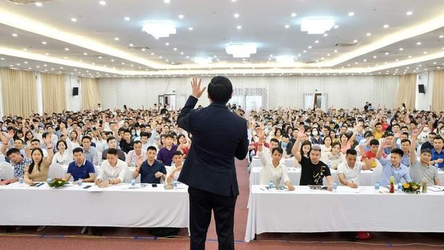 Nguyễn Thành Tiến - Làm giàu không dễ dàng và chiến lược nào để rút ngắn thời gian - Ảnh 4.