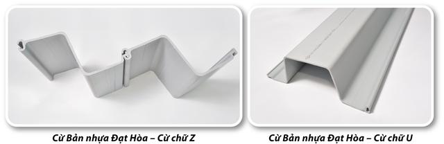 Cừ bản nhựa PVC Đạt Hoà: Giải pháp chống ngập, xâm nhập mặn, sạt lở hiệu quả - Ảnh 3.