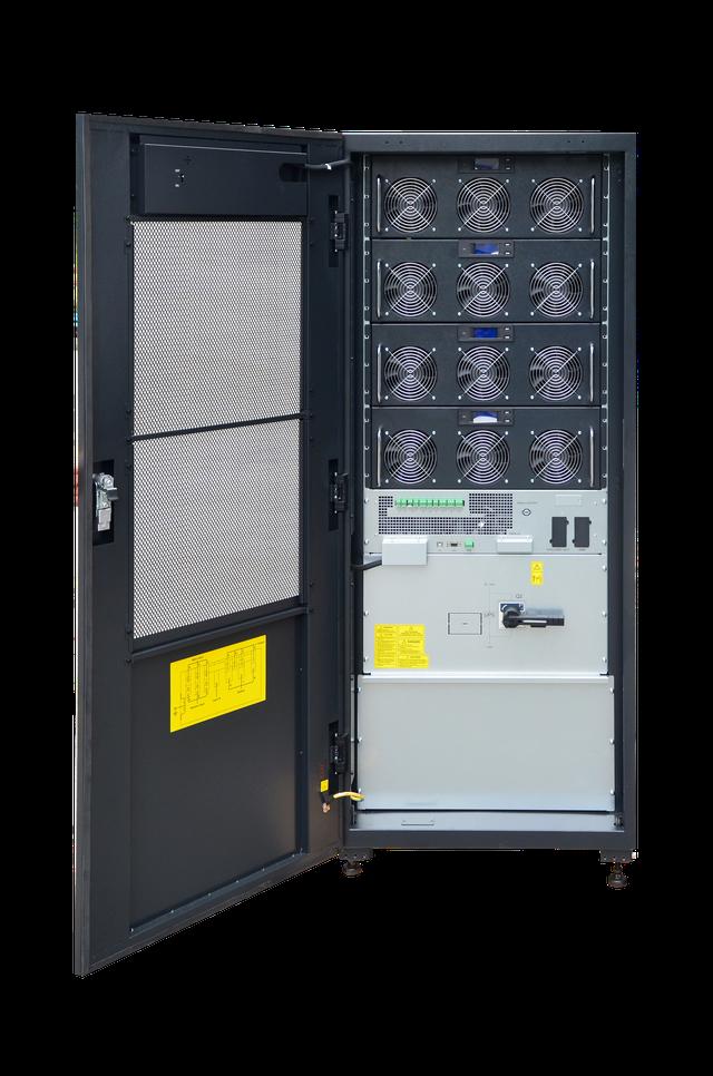 Bộ lưu điện HT33 Tower Online 60-500kVA thương hiệu INVT: Sẵn sàng nguồn điện, an toàn tuyệt đối - Ảnh 2.