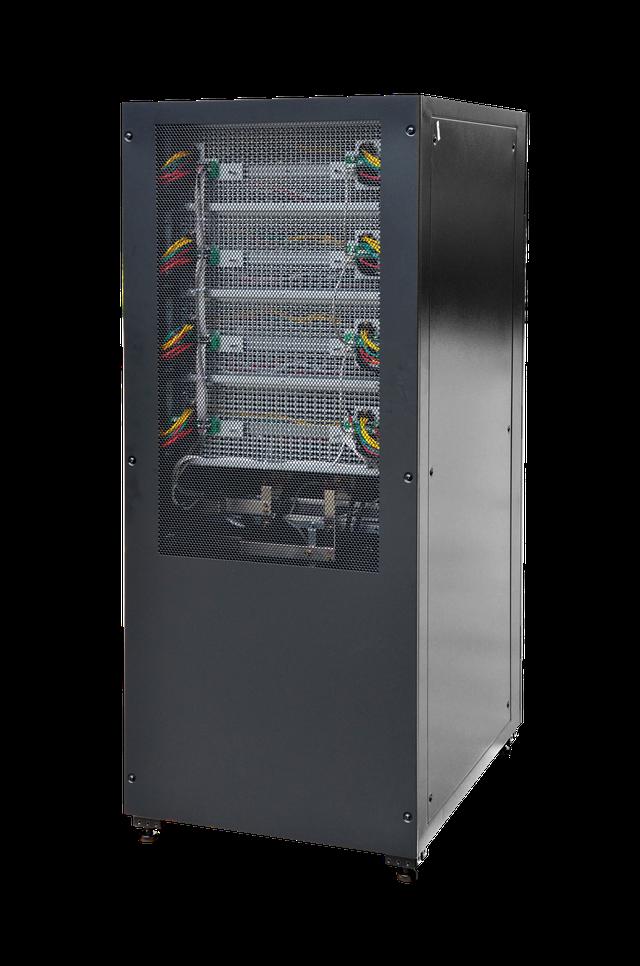 Bộ lưu điện HT33 Tower Online 60-500kVA thương hiệu INVT: Sẵn sàng nguồn điện, an toàn tuyệt đối - Ảnh 3.