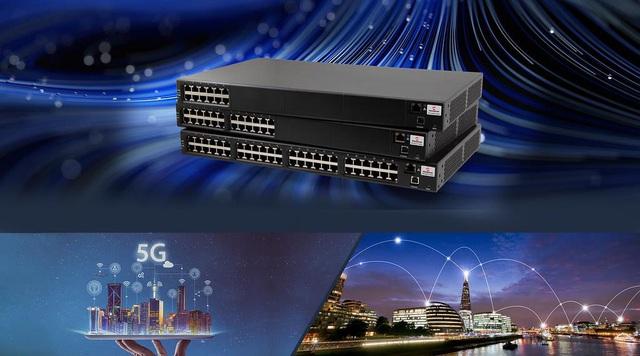 Microchip ra mắt bộ thiết bị cấp nguồn PoE với tốc độ nhiều gigabit đầu tiên - Ảnh 1.