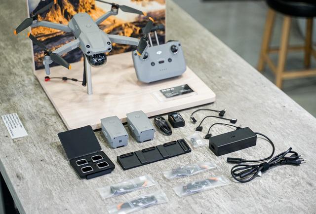 DJI Air 2S Flymore combo: Cảm biến 1 inch, quay video 5.3K và hàng loạt nâng cấp đáng tiền - Ảnh 3.