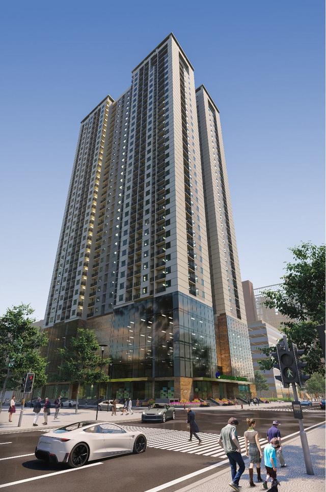 Phú Thịnh Green Park: Căn hộ tầm trung đáng sở hữu  - Ảnh 2.