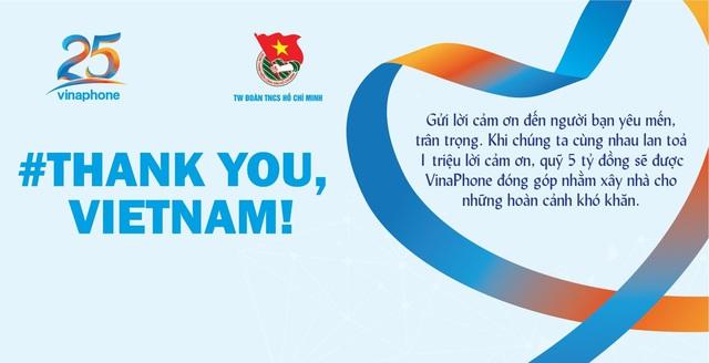 Gần 200.000 lời cảm ơn ý nghĩa đã được gửi đi để gây quỹ 5 tỷ đồng hỗ trợ các dự án cộng đồng - Ảnh 1.