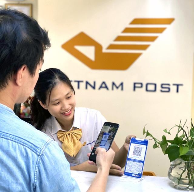Ví điện tử PostPay – mục tiêu lớn của Bưu điện Việt Nam - Ảnh 1.