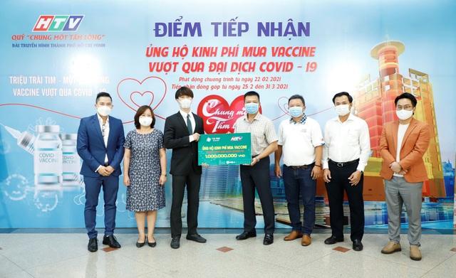 Van Phuc Group ủng hộ 100 tấn gạo, 2.000 quần áo bảo hộ chống dịch Covid-19 - Ảnh 2.