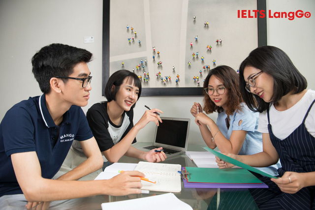 IELTS LangGo: Làm thế nào để học trực tuyến nhưng vẫn tối ưu hiệu quả? - Ảnh 2.