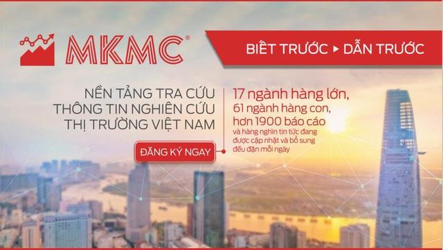 Axis Research ra mắt Nền Tảng Tra Cứu  Thông Tin Nghiên Cứu Thị trường Việt Nam (MKMC) - Ảnh 4.