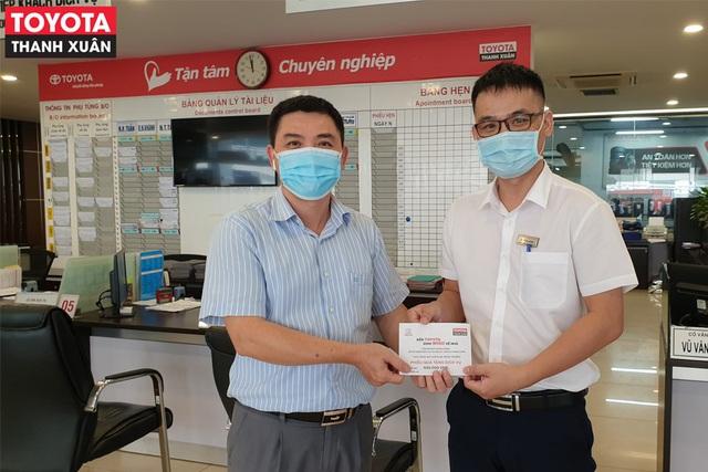 Toyota Thanh Xuân: Thương hiệu uy tín, dịch vụ xứng tầm - Ảnh 4.