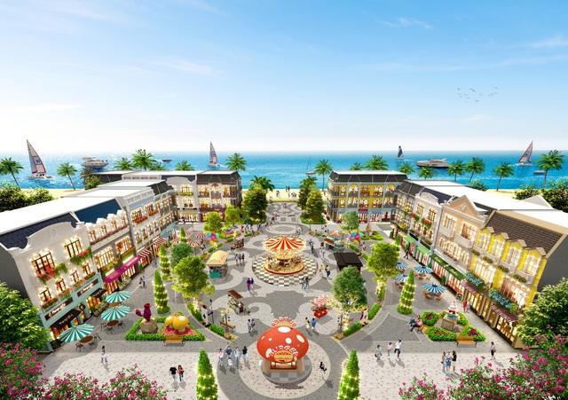 Shop villa – mô hình độc, hiếm tại Hồ Tràm - Ảnh 2.