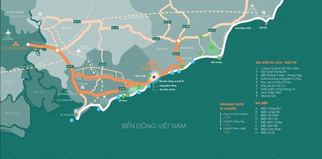 Đâu là yếu tố giúp Venezia Beach đem lại lợi nhuận lớn cho nhà đầu tư - Ảnh 1.