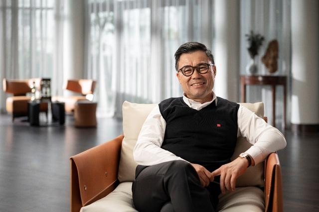 Bài học kinh doanh thành công từ chủ tịch SSI - Ông Nguyễn Duy Hưng - Ảnh 1.