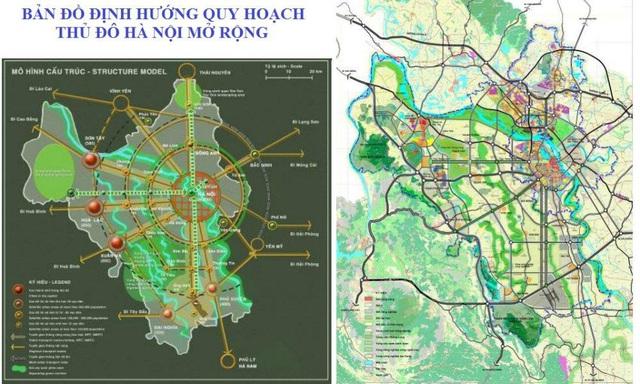 Đường Vành đai 4 đang được triển khai xây dựng hoàn thiện hệ thống giao thông Vùng thủ đô