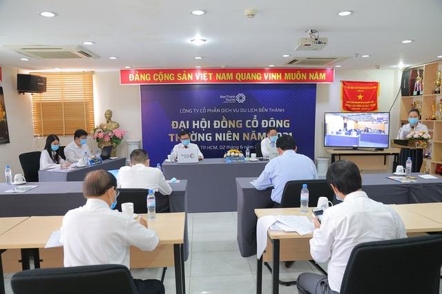 Thay đổi quan trọng tại Đại hội đồng cổ đông thường niên 2021 BenThanh Tourist - Ảnh 2.