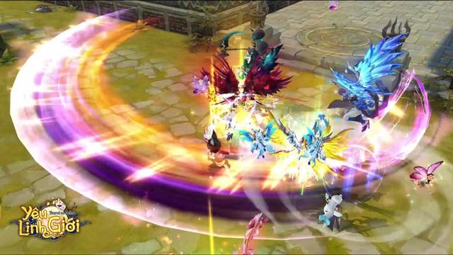 Yêu Linh Giới – tựa game nhập vai yêu dị đậm màu sắc Nhật Bản sắp ra mắt game thủ - Ảnh 4.