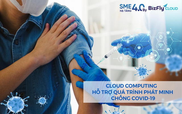 Lợi ích vượt trội của Cloud Computing trong quá trình phát triển vaccine chống Covid-19 - Ảnh 1.