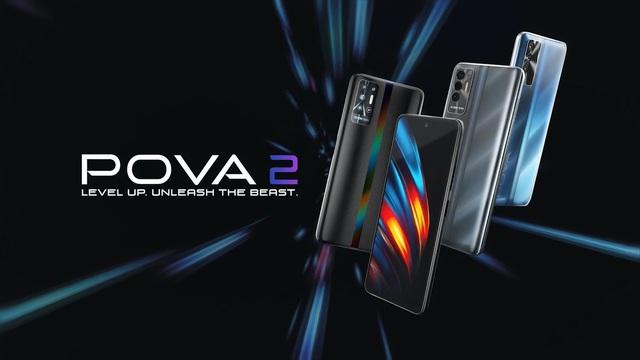 Có gì đặc biệt ở siêu phẩm TECNO POVA 2, smartphone có dung lượng pin khủng 7.000 mAh - Ảnh 2.