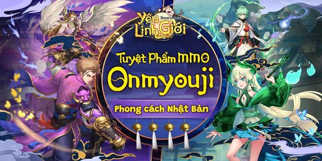 Yêu Linh Giới – tựa game nhập vai yêu dị đậm màu sắc Nhật Bản sắp ra mắt game thủ - Ảnh 1.