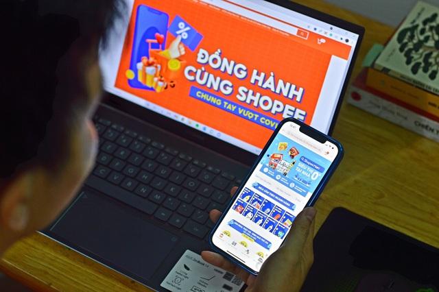 Shopee tiếp tục hỗ trợ nhà bán hàng online thu hút người dùng - Ảnh 2.