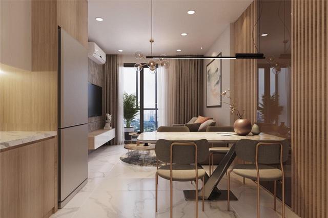 Căn hộ thiết kế Nhật Bản trở thành điểm sáng của bất động sản khu Đông - Ảnh 2.