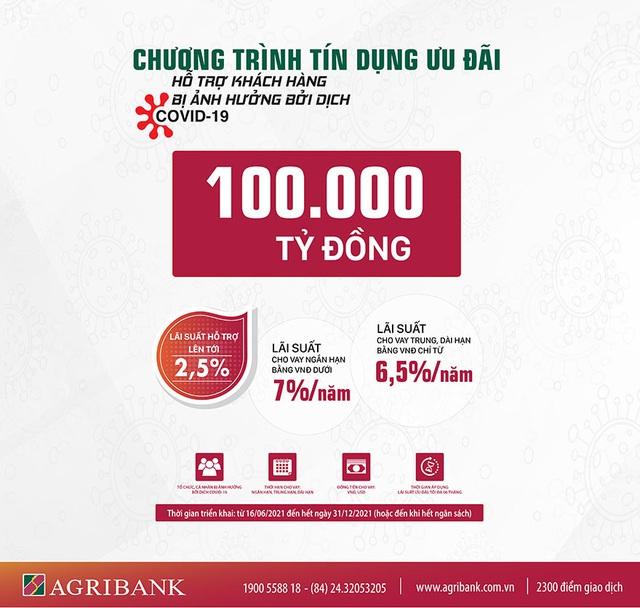 Agribank ủng hộ Hà Nội 10 tỷ đồng cho Quỹ vắc xin và công tác phòng chống dịch - Ảnh 2.